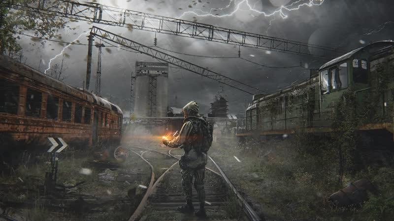 S.T.A.L.K.E.R - На Распутье Прохождение 1 (6.12.2018)