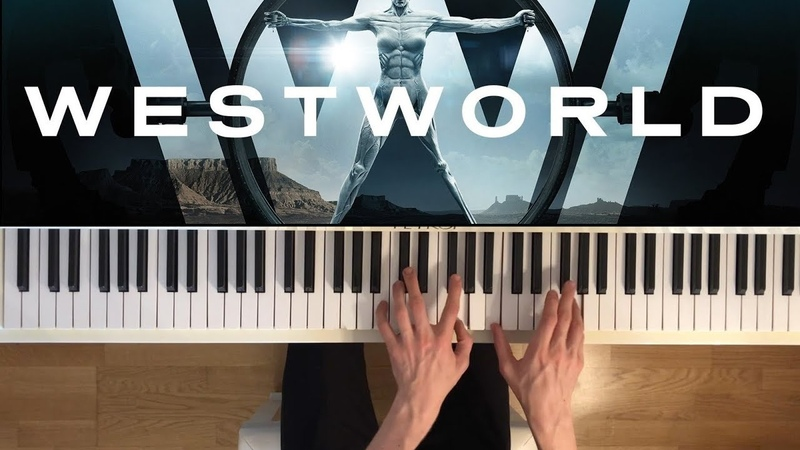 WestWorld Piano Cover Sweetwater Train Theme sheets