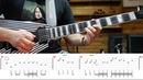 HOW TO PLAY Vinnie Moore Last Chance GUITAR LESSON AULA DE GUITARRA