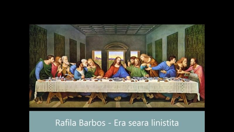 Rafila Barbos - Era seara linistita