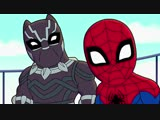 Marvel Super Hero Adventures #3 (We Need Spidey & Black Panther Right MEOW!)