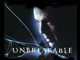 Неуязвимый / Unbreakable. 2000. 1080р. Перевод Андрей Гаврилов. VHS