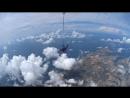 Первый прыжок с парашютом :)
