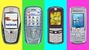 Самые ЛЕГЕНДАРНЫЕ телефоны начала 2000 х