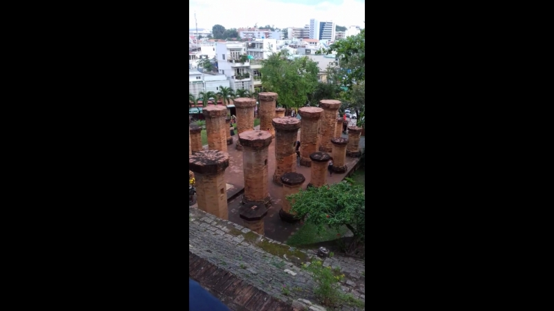Чамские башни