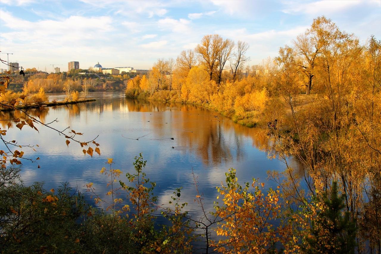 для фото красноярск осень пузырьков можно предугадать