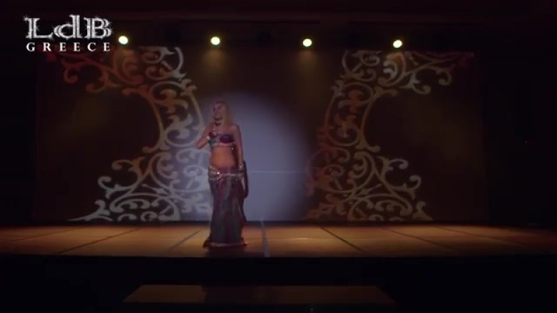 Daria Danilkina @ LdB Greece International Oriental Dance Festival 23837
