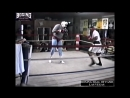 Mike Tyson vs Sparring Partner. Sparring 14.05.1987