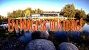 VLOGG - En Magisk Höstdag WOW vlog familjenåkerstrand goosebumps