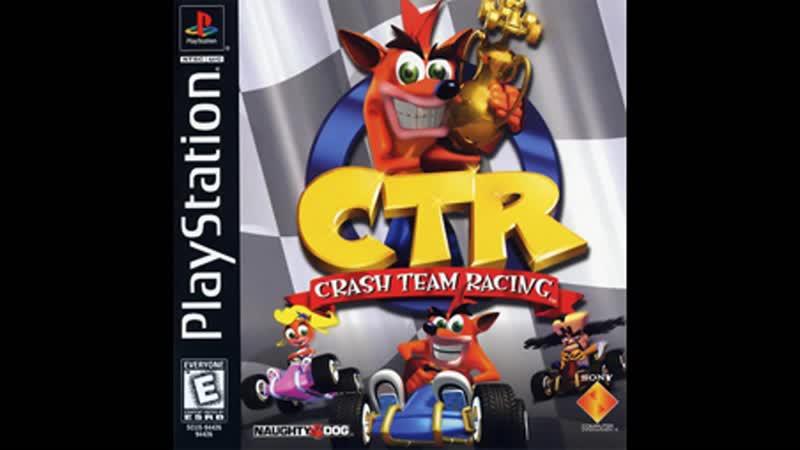 {Level 20} Crash Team Racing - Music Hot Air Skyway