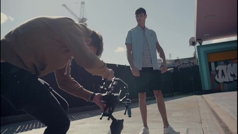 LYLE SCOTT X JD SPORTS X BNGD- SS18 (BEHIND THE SCENES)