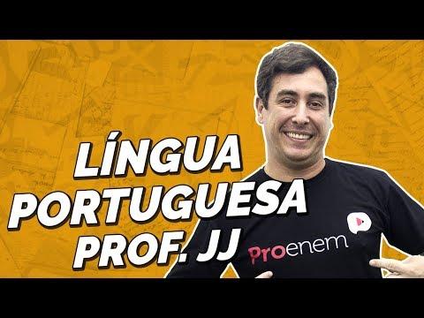 Classes gramaticais IX - As conjunções   Língua Portuguesa   Prof. JJ