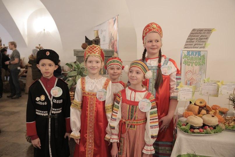 Кинокомпания «Союз Маринс Групп» на V фестивале постной кухни в Новоспасском монастыре