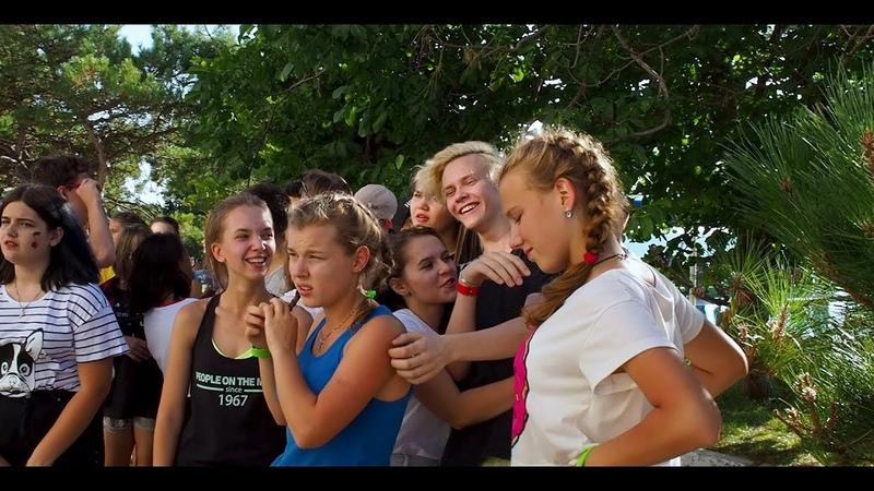 Военно-патриотическая игра Зарница | Детский лагерь Мульт-Фильм