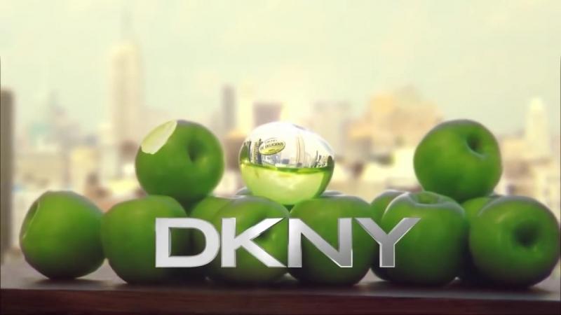 DKNY Be Delicious (dyhi Bi Dilishes reklama)