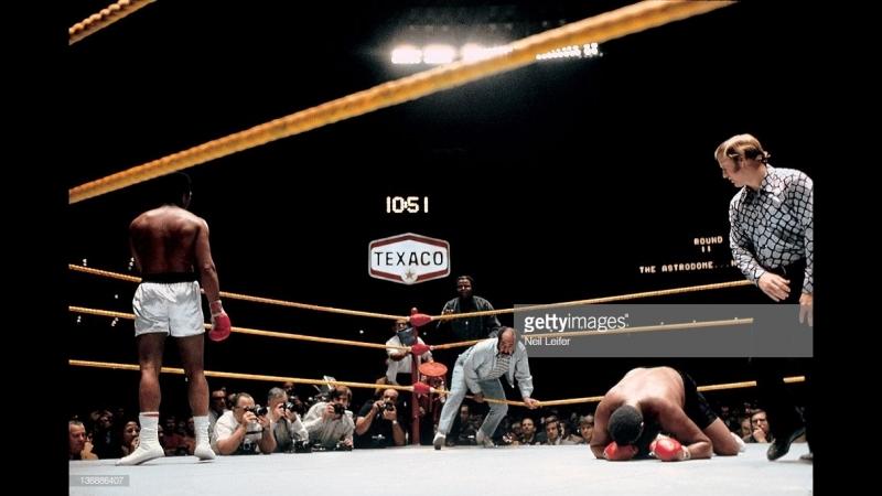 Muhammad Ali vs Buster Mathis