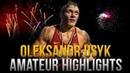 Oleksandr Usyk Amateur Highlights Александр Усик