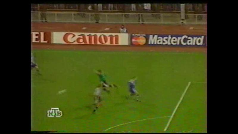 89 CL-1997/1998 Dinamo Kiev - Newcastle United 2:2 (01.10.1997) HL