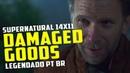 Supernatural 14x11 Damaged Goods Promo Legendada PT BR