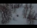 Коптером за сноубордом 24 02 2018 г на Восьме