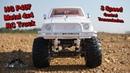 Tamiya Bruiser Clone HG P407 Toyato Metal 4x4 RC Pickup Truck
