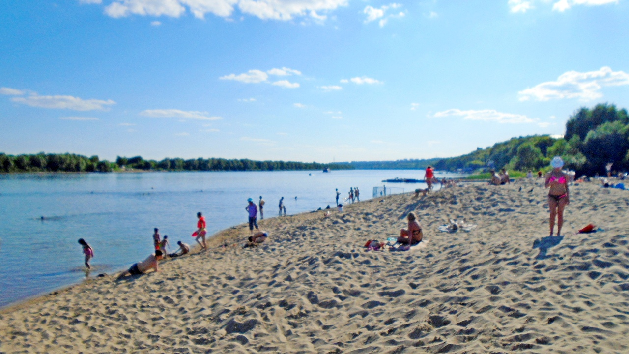 Правила безопасности при отдыхе на водных объектах