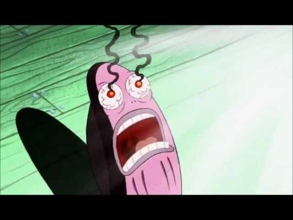 Bob Esponja - Meus olhos!