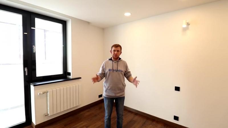 КРУТОЙ РЕМОНТ КВАРТИРЫ за 2 млн _ рум тур квартира-студия 36 м2, Новокосино