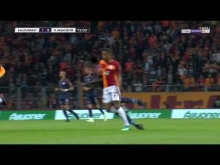 Galatasaray Akbilspor 15.04.18 2.Yari