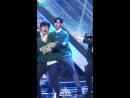 180407 Fancam Pentagon - Shine @ MBC Show Music Core Hongseok focus