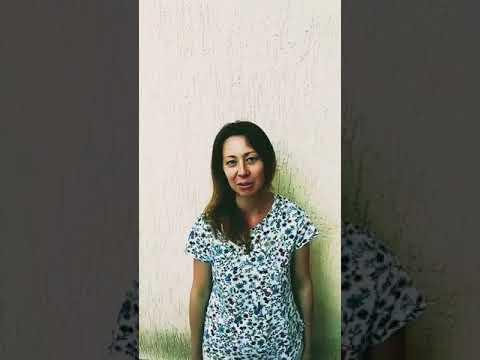 Видео-отзыв от Анны Никулиной