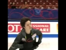 Shoma Uno`s Rehearsal on WC in Milan