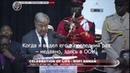 Антониу Гутерриш на церемонии прощания с Кофи Аннаном в Гане