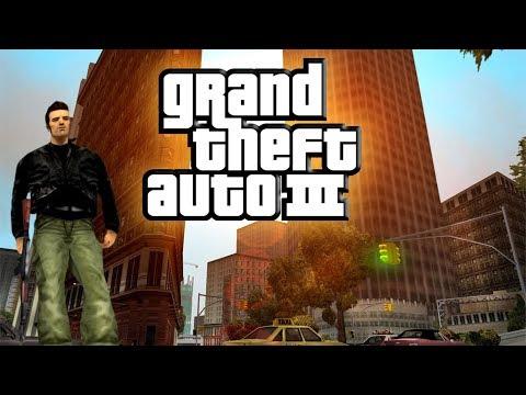 Grand Theft Auto lll 1 | На свободу,Девочки Луиджи,Отвали от моих женщин,Привизи мне Мисти и др