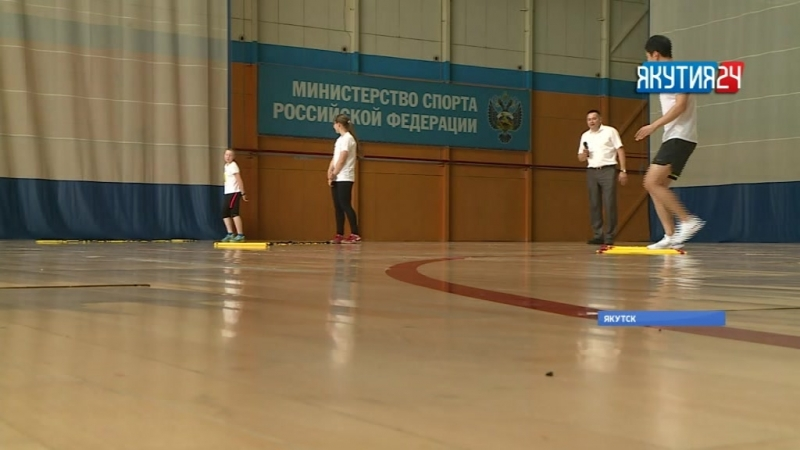 Шестикратный олимпийский чемпион Виктор Ан дал мастер класс в Якутске