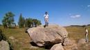 Экспедиция на Красивую Мечу Часть 3 Долина мегалитов или Российский стоун хендж