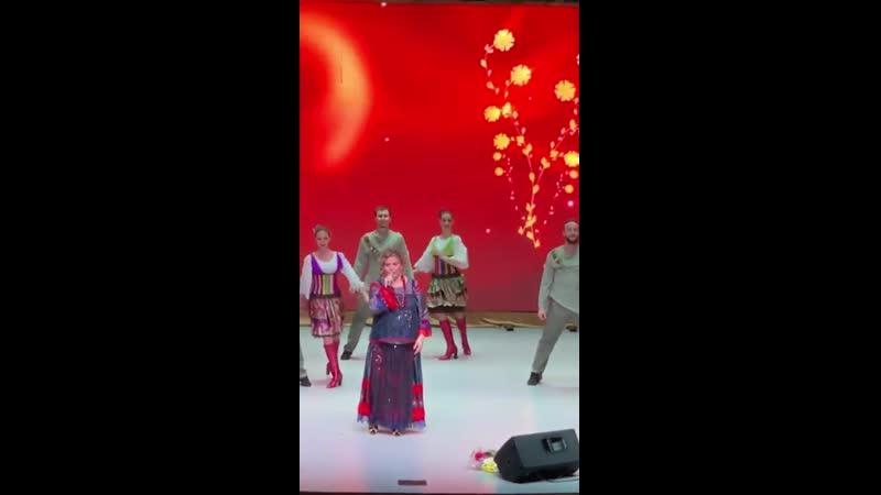 IGTV Людмила Николаева и ансамбль Русская душа - Горький омут