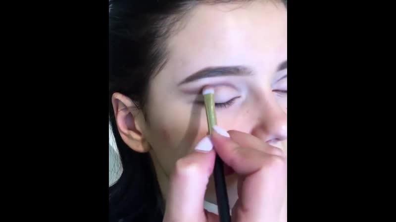 Девчонки, как Вам макияж