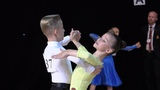Жигадло Бронислав - Перепелкина Варвара, Viennese Waltz | Дети-2 Европейская программа