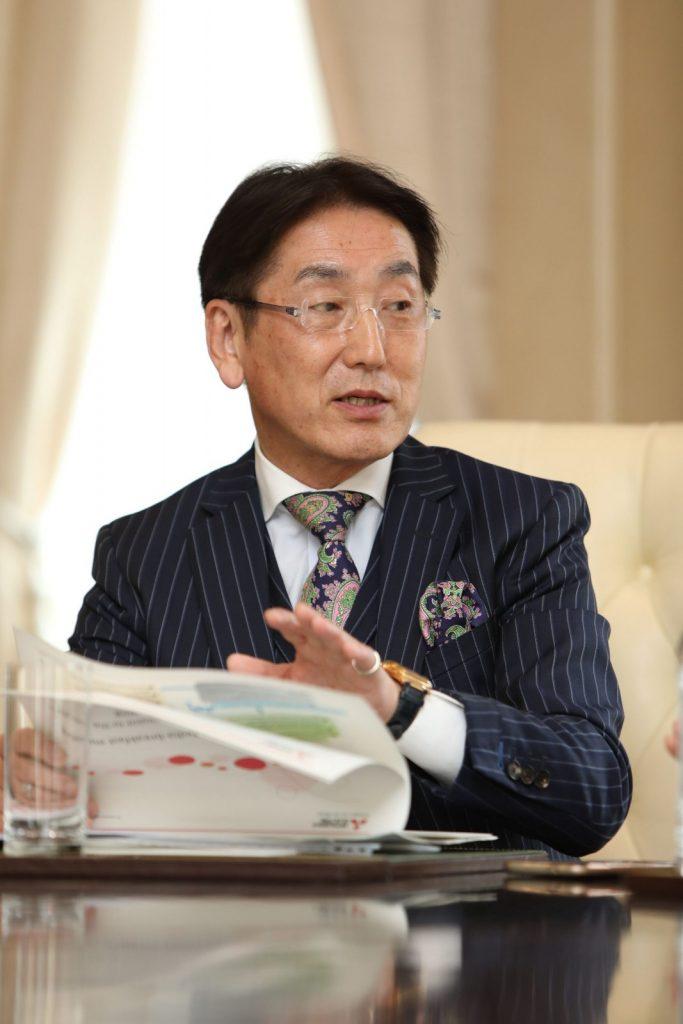 Норицугу Уэмура: Блокчейн обеспечит безопасность Общества 5.0