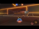 Rocket league - Магнитный гол