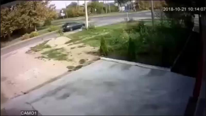 ДТП в Курганинске, 20 октября
