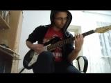 Godsmack - Bulletproof (guitar cover by Dark Messiah)