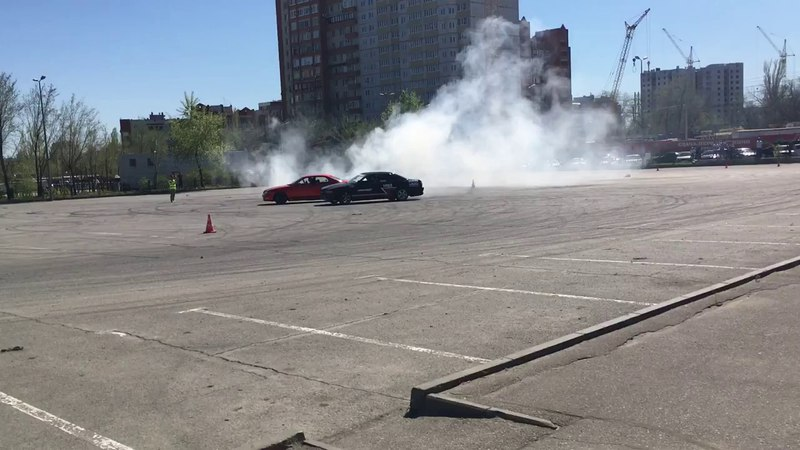 Drift Волгоград 01.05.18 Toyota Chaser и Toyota Mark II jzx100