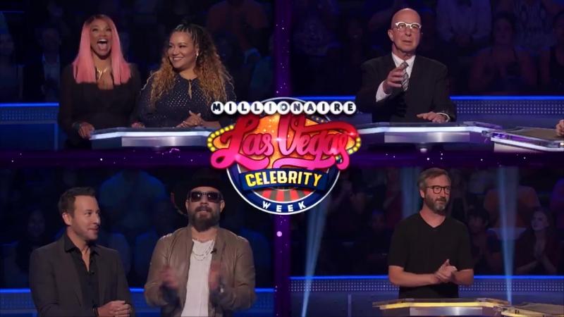 Who Wants to Be a Millionaire (USA) (15-19.10.2018) Celebrity Week (анонс)