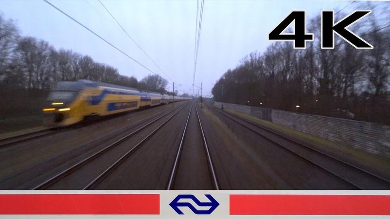 4K CABVIEW HOLLAND Den Haag Laan van NOI - Schiphol SLT 21feb 2019