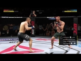 EA SPORTS™ UFC® 3 Conor Mcgregor VS Khabib