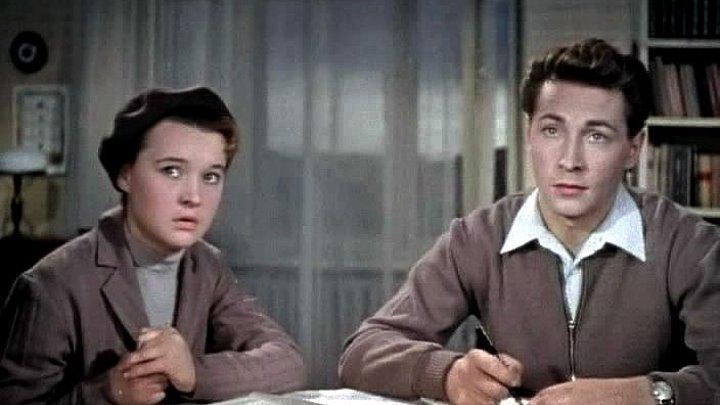 Советские фильмы.Сердце бьется вновь (1956)