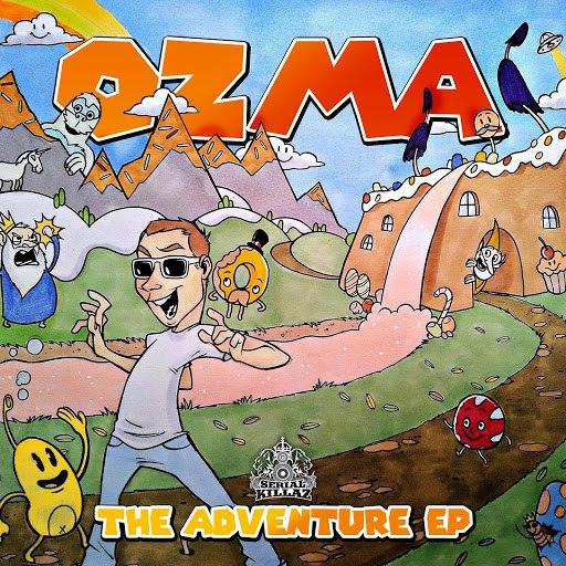 Ozma альбом The Adventure EP