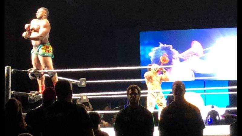 Хаус-шоу SmackDown в Кантоне, Огайо (14.07.18)